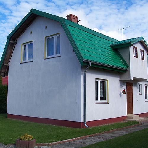 Dom wczasowy Rowy